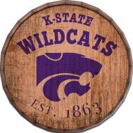 "Kansas State Wildcats Established Date 16"" Barrel Top"