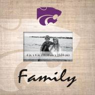 Kansas State Wildcats Family Picture Frame