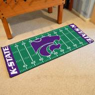 Kansas State Wildcats Football Field Runner Rug