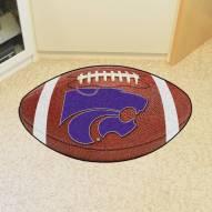 Kansas State Wildcats Football Floor Mat