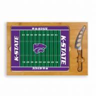 Kansas State Wildcats Football Icon Cutting Board