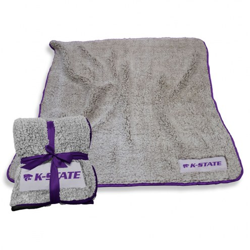 Kansas State Wildcats Frosty Fleece Blanket