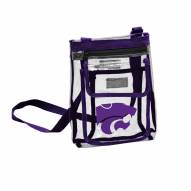 Kansas State Wildcats Gameday Clear Crossbody Tote