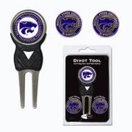 Kansas State Wildcats Golf Divot Tool Pack