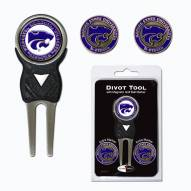 Kansas State Wildcats Golf Divot Tool Pack