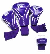 Kansas State Wildcats Golf Headcovers - 3 Pack