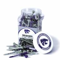 Kansas State Wildcats 175 Golf Tee Jar