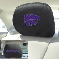 Kansas State Wildcats Headrest Covers