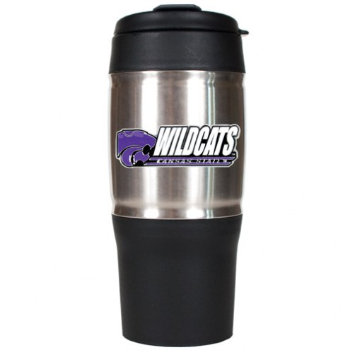 Kansas State Wildcats Heavy Duty Travel Tumbler