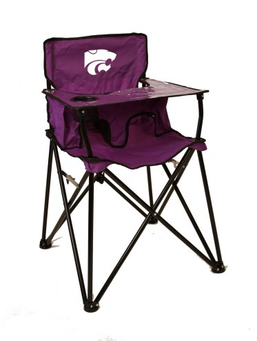 Kansas State Wildcats High Chair