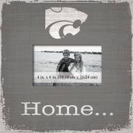 Kansas State Wildcats Home Picture Frame