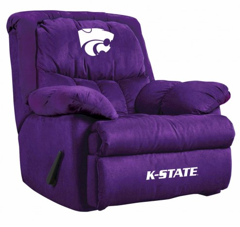 Kansas State Wildcats Home Team Recliner