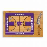 Kansas State Wildcats Icon Cutting Board