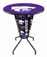Kansas State Wildcats Indoor/Outdoor Lighted Pub Table