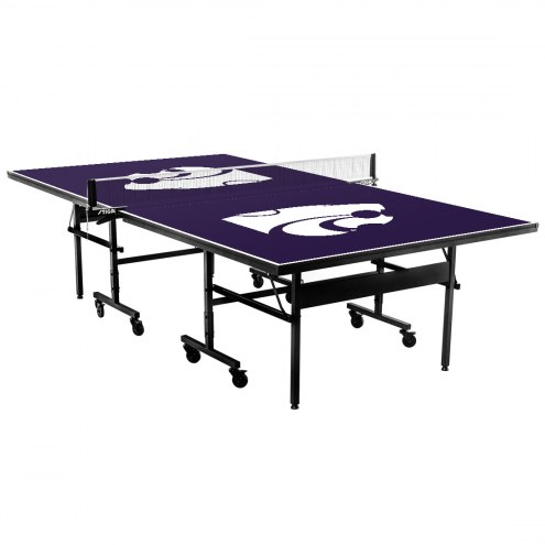 Kansas State Wildcats Indoor Ping Pong Table