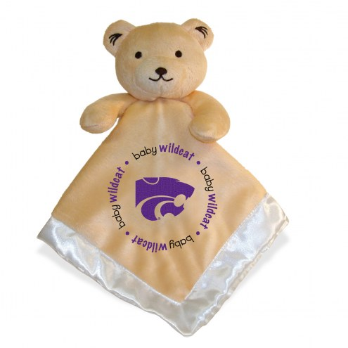 Kansas State Wildcats Infant Bear Security Blanket