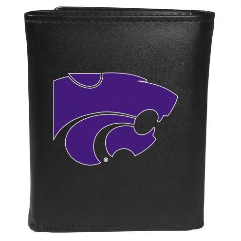 Kansas State Wildcats Large Logo Tri-fold Wallet