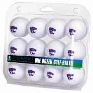 Kansas State Wildcats Dozen Golf Balls