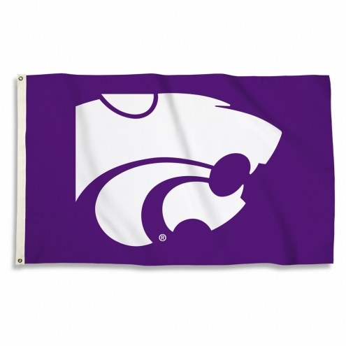 Kansas State Wildcats Logo 3' x 5' Flag