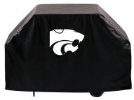 Kansas State Wildcats Logo Grill Cover
