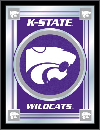 Kansas State Wildcats Logo Mirror