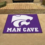 Kansas State Wildcats Man Cave All-Star Rug