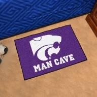 Kansas State Wildcats Man Cave Starter Mat