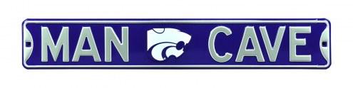 Kansas State Wildcats Man Cave Street Sign