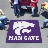 Kansas State Wildcats Man Cave Tailgate Mat