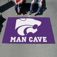 Kansas State Wildcats Man Cave Ulti-Mat Rug