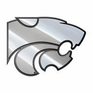 Kansas State Wildcats Metal Car Emblem
