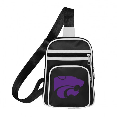 Kansas State Wildcats Mini Cross Sling Bag