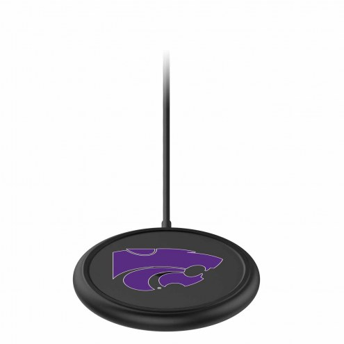 Kansas State Wildcats mophie Charge Stream Pad+ Wireless Charging Base