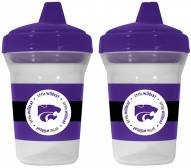Kansas State Wildcats 2-Pack Sippy Cups