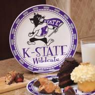 Kansas State Wildcats NCAA Ceramic Plate