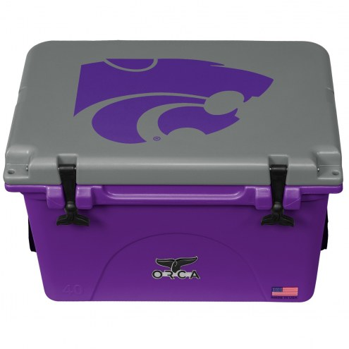 Kansas State Wildcats ORCA 40 Quart Cooler