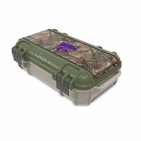 Kansas State Wildcats OtterBox Realtree Camo Drybox Phone Holder
