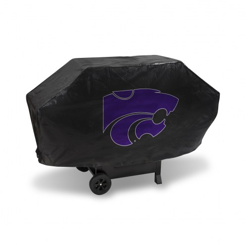 Kansas State Wildcats Padded Grill Cover