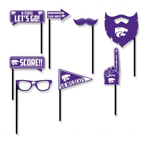 Kansas State Wildcats Party Props Selfie Kit