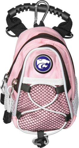 Kansas State Wildcats Pink Mini Day Pack