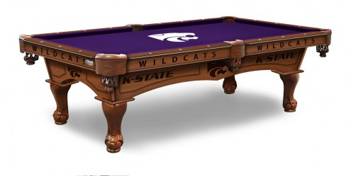 Kansas State Wildcats Pool Table