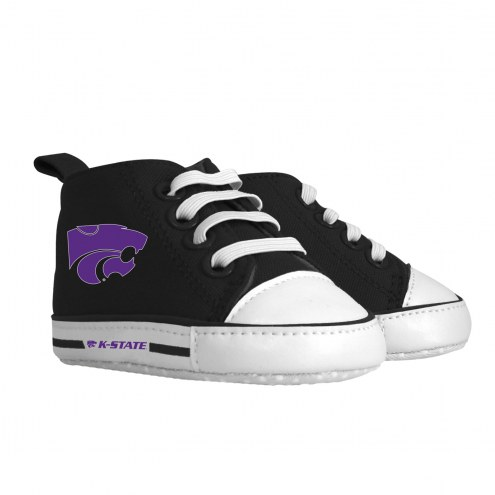 Kansas State Wildcats Pre-Walker Baby Shoes