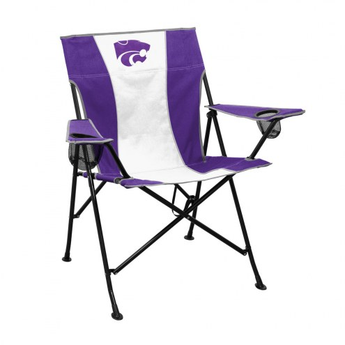 Kansas State Wildcats Pregame Chair