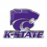 Kansas State Wildcats Color Car Emblem
