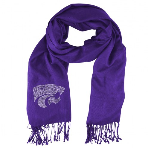 Kansas State Wildcats Purple Pashi Fan Scarf