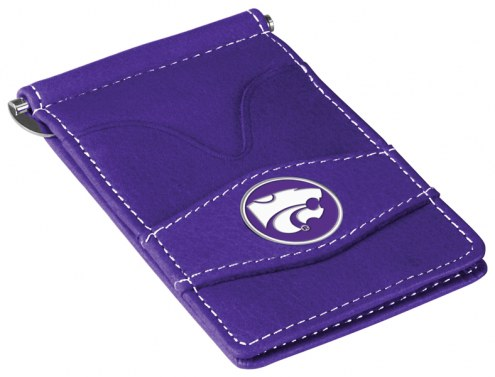 Kansas State Wildcats Purple Player's Wallet