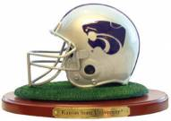 Kansas State Wildcats Collectible Football Helmet Figurine