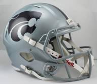 Kansas State Wildcats Riddell Speed Collectible Football Helmet