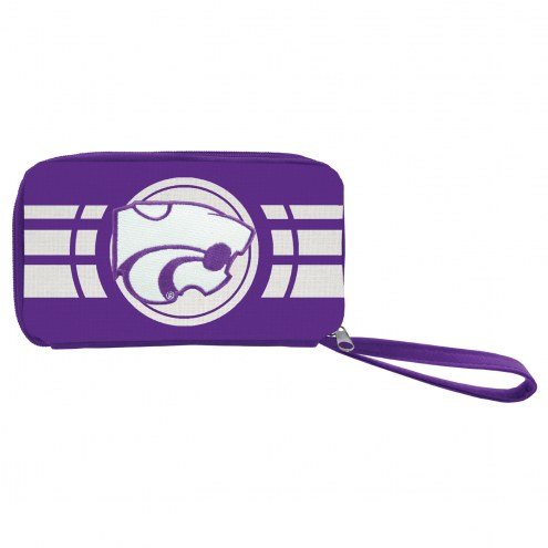Kansas State Wildcats Ripple Zip Wallet