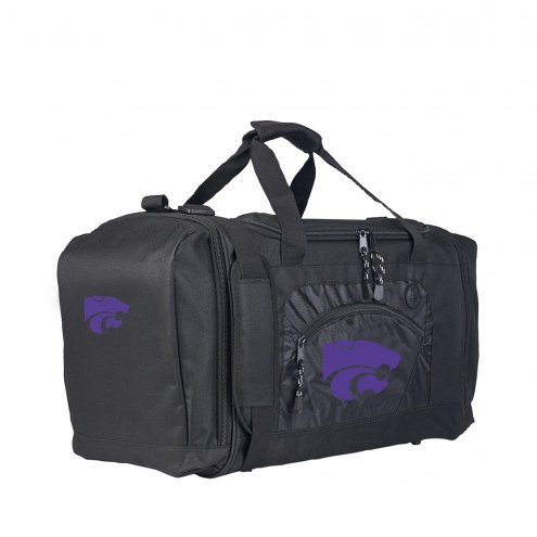 Kansas State Wildcats Roadblock Duffle Bag